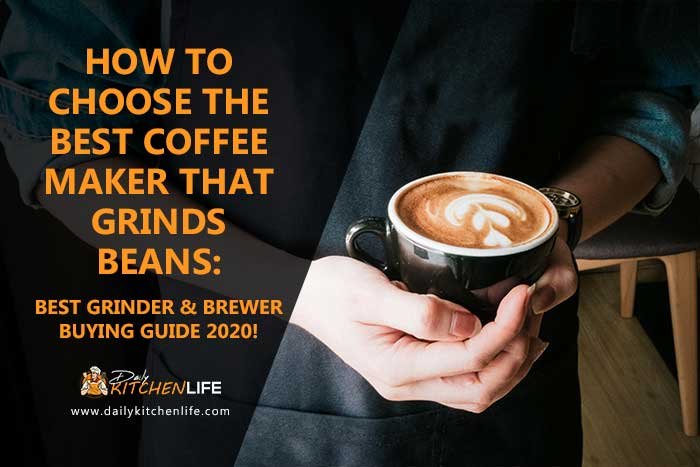 Best Coffee Makers That Grind Beans 2