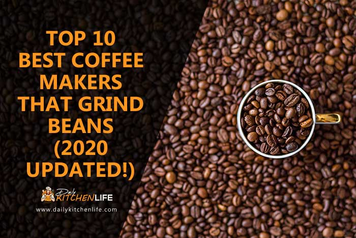 Best Coffee Makers That Grind Beans