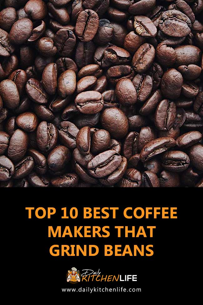 best coffee makers that grind beans 1